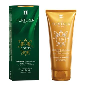 Shampooing 5 Sens Sublimateur René Furterer