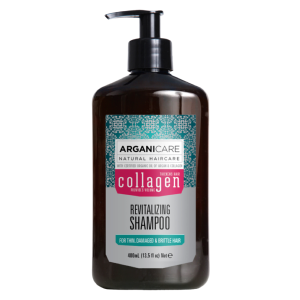 Shampooing Collagen Arganicare 400ml