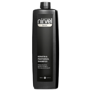 Shamp Keratin & Panthenol Nirvel 1000ml