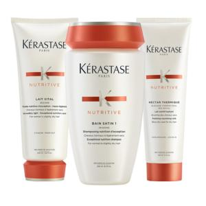 Pack Kerastase Satin 1