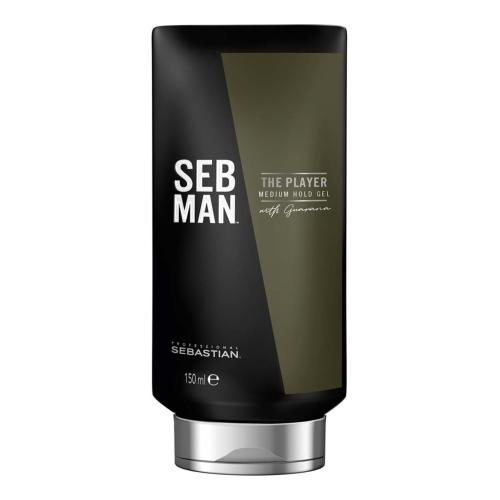 Gel Fixation Moyenne The Player Seb Man 150ml