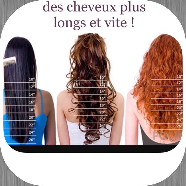 Faite pousser ses cheveux plus vite