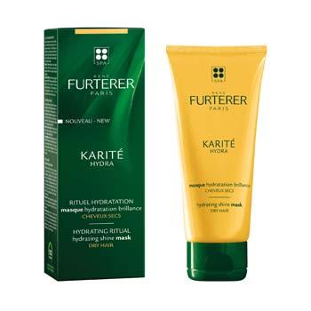 Shampooing Karité hydratation René Furterer