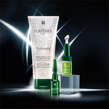 Shampooing Triphasic Rene fureter