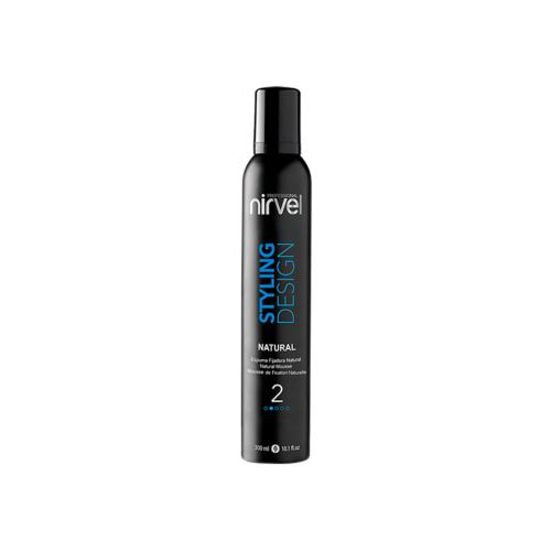 Styling Mousse Normal Nirvel 300ml