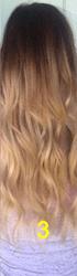 Steampod sur cheveux méchés