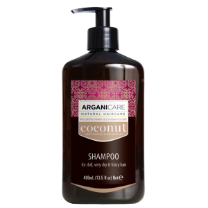 Shampooing Coconut Arganicare 400ml